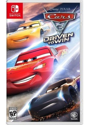 Cars 3 Driven To Win SWITCH